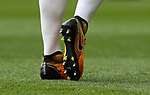New Nike football boots during the premier league match at Old Trafford Stadium, Manchester. Picture date 13th August 2017. Picture credit should read: David Klein/Sportimage