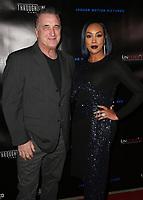 "05 February 2019 - Beverly Hills, California - Daniel Baldwin, Vivica A. Fox. ""Crossbreed"" Los Angeles Premiere held at the Ahrya Fine Arts Theater. Photo Credit: Faye Sadou/AdMedia"