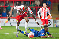 Stevenage vs Gillingham 07-11-15