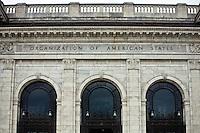 Washington DC Architecture OAS Organization of American States Building