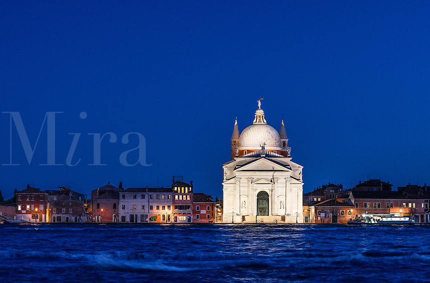 Il Redentore, Church of the Most Holy Redeemer, Giudecca, Venice, Italy