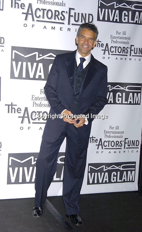 "Brian Stokes Mitchell ..at The Actor's Fund of America's Annual Gala-""That's Entertainment"" at The Waldorf=Astoria on October 30, 2004 ..in New York City. ..Photo by Robin Platzer, Twin Images"
