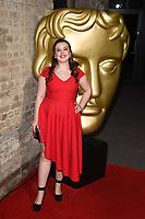 Leona Vaughan<br /> arriving for the BAFTA Childrens Awards 2017 at the Roundhouse, Camden, London<br /> <br /> <br /> ©Ash Knotek  D3353  26/11/2017