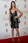 AUSTRALIAN SUPERMODEL Nicole Trunfio Attends E!, ELLE & IMG KICK-OFF NYFW: THE SHOWS WITH EXCLUSIVE CELEBRATION HELD AT SANTINA IN THE MEAT PACKING DISTRICT