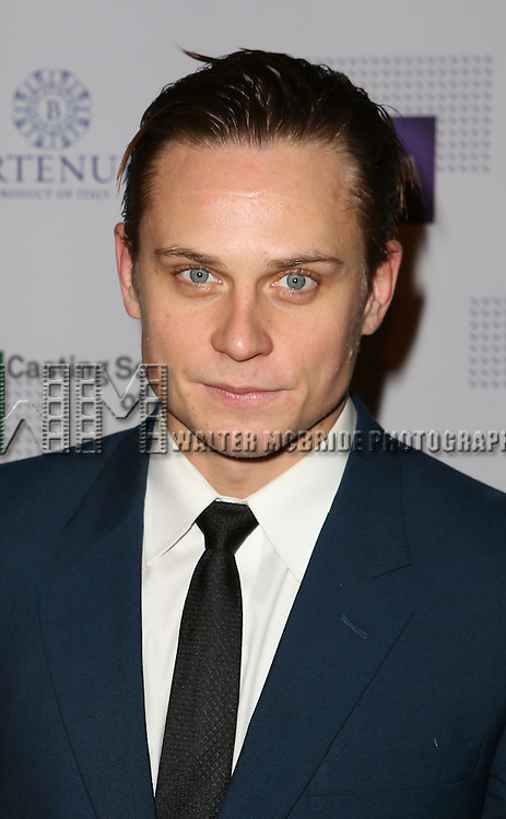 Billy Magnussen attends the 30th Annual Artios Awards at 42 WEST on January 22, 2015 in New York City.