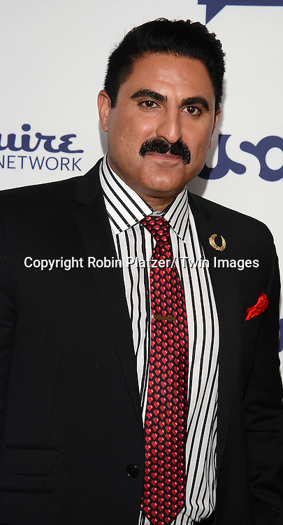 Reza Farahan  attends the NBCUniversal Cable Entertainment Upfront <br /> on May 15, 2014 at The Javits Center North Hall in New York City, New York, USA.