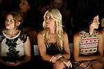Tinsley Mortimer attends the Nicole Miller Collection Spring 2013 Mercedes-Benz Fashion Week Show at The Studio Lincoln Center in New York, United States. 07/09/2012. Photo by Kena Betancur/VIEWpress.