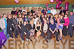 Happy Birthday - Karen James from Ballyheigue, seated centre having a wonderful time with family and friends at her 21st birthday party held in The Ballyheigue Castle Golf Club on Saturday night................................................................................................................................................................................................................................................................................................ ............