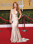 Isla Fisher  at The 20th SAG Awards held at The Shrine Auditorium in Los Angeles, California on January 18,2014                                                                               © 2014 Hollywood Press Agency