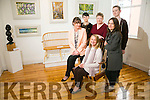 Craft Makers shop, Ashe Street Tralee Pictured l-r Karyn Moriarty, Fashion Designer, Bridget O'Connell, Walking Tour Guide, Deirdre Enright, Craft Makers, Eileen O'Connor, Craft Makers, Roisín McGuigan, Artist, Donncha O'Connor, Wood Turner and Craft Makers