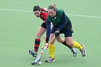 Havering HC Ladies vs Letchworth HC Ladies 19-02-11