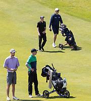 Sam Jones and Mitchell Kale. New Zealand Amateur Golf Championship, Remuera Gold Club, Auckland, New Zealand. Sunday 3rd st November 2019. Photo: Greg Bowker/www.bwmedia.co.nz/NZGolf<br /> COPYRIGHT:© www.bwmedia.co.nz