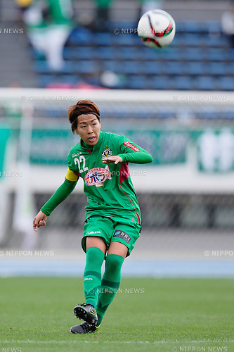Azusa Iwashimizu (Beleza), <br /> OCTOBER 31, 2015 - Football / Soccer : <br /> Plenus Nadeshiko League 2015 <br /> between NTV Beleza 2-0 Jef Chiba Ladies <br /> at Komazawa Olympic Park Stadium, Tokyo, Japan. <br /> (Photo by AFLO SPORT)