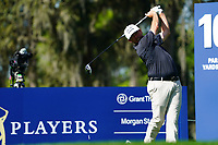 Chez Reavie (USA) during Round 1 of the Players Championship, TPC Sawgrass, Ponte Vedra Beach, Florida, USA. 12/03/2020<br /> Picture: Golffile   Fran Caffrey<br /> <br /> <br /> All photo usage must carry mandatory copyright credit (© Golffile   Fran Caffrey)