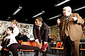 THe History Boys by Alan Bennett ,directed by Nicholas Hytner.With Richard Griffiths,Dominic Cooper,Samuel Anderson,Samuel Barnett.Opens at the Lyttleton Theatre on 18/5/04 CREDIT Geraint Lewis