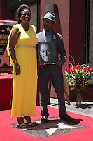 Sevenda Williams, Alfonso Thornton<br /> at the Luther Vandross Honored Posthumously Star on the Walk Of Fame, Redbury Hotel, Hollywood, CA 06-03-14<br /> David Edwards/DailyCeleb.com 818-249-4998