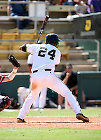 Pedro Alvarez / Vanderbilt..Photo by:  Bill Mitchell/Four Seam Images