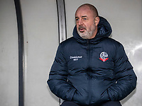 Bolton Wanderers' manager Keith Hill pictured before the match  <br /> <br /> Photographer Andrew Kearns/CameraSport<br /> <br /> The EFL Sky Bet League One - Rochdale v Bolton Wanderers - Saturday 11th January 2020 - Spotland Stadium - Rochdale<br /> <br /> World Copyright © 2020 CameraSport. All rights reserved. 43 Linden Ave. Countesthorpe. Leicester. England. LE8 5PG - Tel: +44 (0) 116 277 4147 - admin@camerasport.com - www.camerasport.com