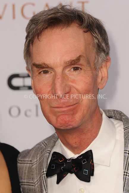 WWW.ACEPIXS.COM<br /> February 28, 2015 New York City<br /> <br /> Bill Nye attending Comedy Central Night Of Too Many Stars at Beacon Theatre on February 28, 2015 in New York City.<br /> <br /> Please byline: Kristin Callahan/AcePictures<br /> <br /> ACEPIXS.COM<br /> <br /> Tel: (646) 769 0430<br /> e-mail: info@acepixs.com<br /> web: http://www.acepixs.com