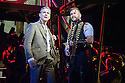 Jeff Wayne's Musical Version of the War of the Worlds opens at the Dominion Theatre. Picture shows: Michael Praed (Goerge Herbert), Daniel Bedingfield (The Artilleryman)