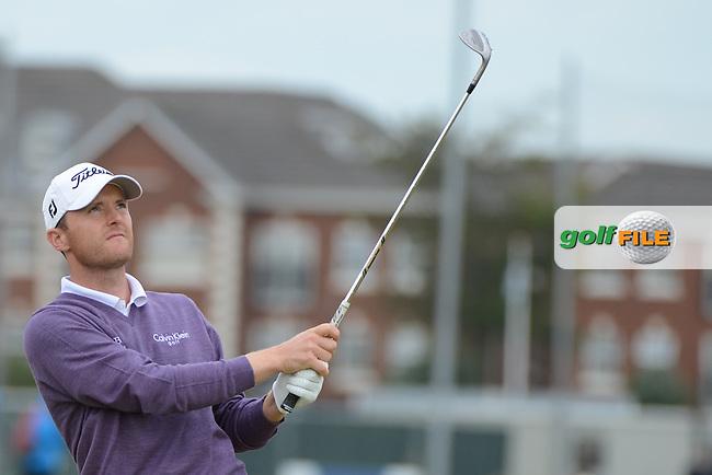 Michael Hoey (NIR) during round 2 of THE 141st OPEN CHAMPIONSHIP, Royal Lytham & St Annes GC,Lytham St Annes,Lancashire,England. 20/07/2012.Picture Fran Caffrey www.golffile.ie