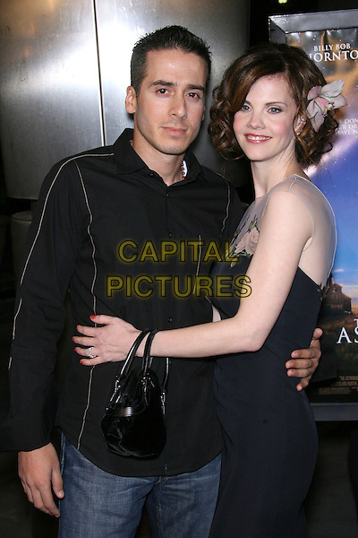 "KIRK ACEVEDO & KIERSTEN WARREN.""The Astronaut Farmer"" World Premiere - Arrivals held at the Cinerama Dome, Hollywood, California , USA, .20 February 2007..half length married husband wife.CAP/ADM/ZL.©Zach Lipp/AdMedia/Capital Pictures."