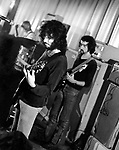 Fleetwood Mac 1969 Peter Green and John McVie.© Chris Walter.