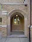 Sept. 19, 2012; Cavanaugh Hall door..Photo by Matt Cashore/University of Notre Dame
