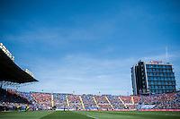 VALENCIA, SPAIN - MARCH 10: Stadium during BBVA LEAGUE match between Levante U.D. Andr Atletico de Madrid at Ciudad de Valencia Stadium on March 10, 2015 in Valencia, Spain