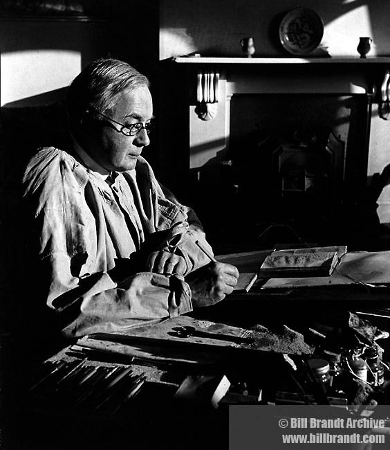 Stephen Spurrier, 1940s