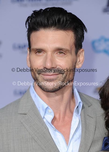 Frank Grillo attends The Marvel World Premiere of Captain America; The Winter Soldier held at The El Capitan in Hollywood, California on March 13,2014                                                                               © 2014 Hollywood Press Agency