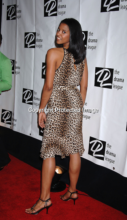Renee Elise Goldsberry ..at The 72nd Annual Drama League AwardsCeremony and s Luncheon on May 5, 2006 at The Marriott Marquis Hotel in New York. ..Robin Platzer, Twin Images