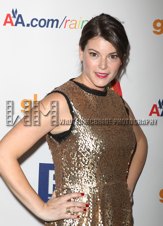 Gail Simmons.attending the 22nd Annual GLAAD Media Awards in New York City.