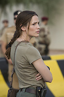 The Kingdom (2007) <br /> Jennifer Garner<br /> *Filmstill - Editorial Use Only*<br /> CAP/KFS<br /> Image supplied by Capital Pictures