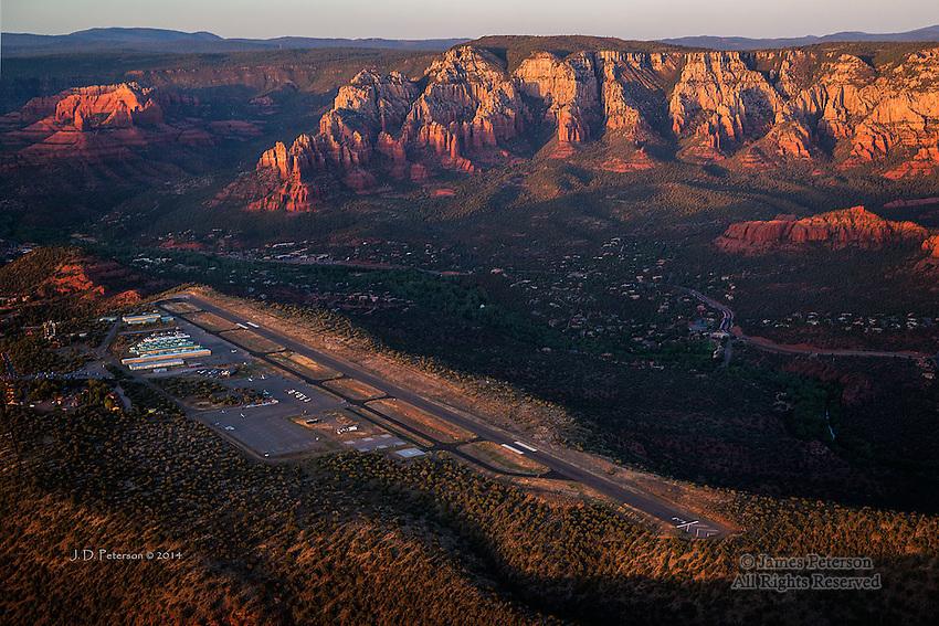 Sedona Airport from The Southwest, Arizona