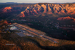 Sedona Airport from The Southwest, Arizona
