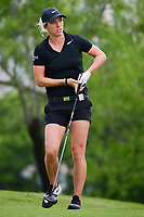 Mel Reid (ENG) watches her tee shot on 3 during round 3 of  the Volunteers of America Texas Shootout Presented by JTBC, at the Las Colinas Country Club in Irving, Texas, USA. 4/29/2017.<br /> Picture: Golffile | Ken Murray<br /> <br /> <br /> All photo usage must carry mandatory copyright credit (&copy; Golffile | Ken Murray)