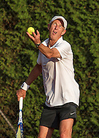 Etten-Leur, The Netherlands, August 23, 2016,  TC Etten, NVK, Martin Koek (NED)<br /> Photo: Tennisimages/Henk Koster
