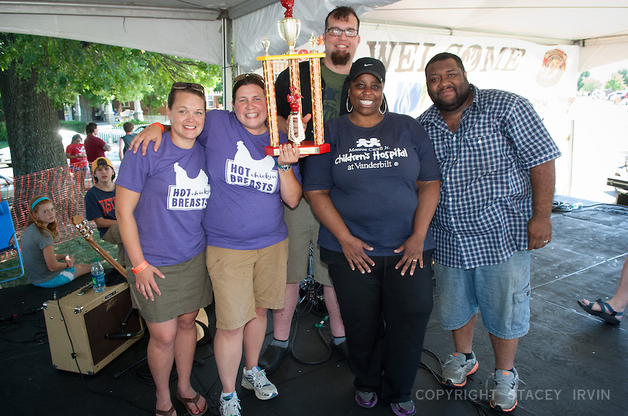 2014 Music City Hot Chicken Festival<br />