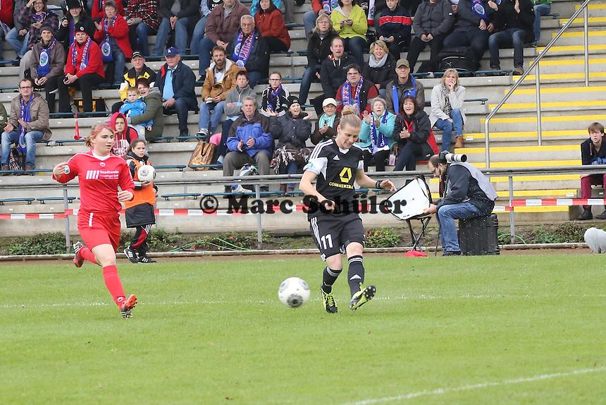 Simone Laudehr (FFC) - 1. FFC Frankfurt vs. VfL Sindelfingen