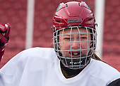 Abbey Frazer - The Harvard University Crimson practiced at Fenway on Monday, January 9, 2017, in Boston, Massachusetts.