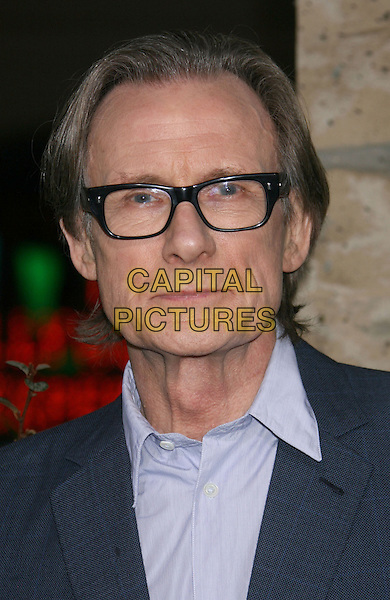 "Bill Nighy.""Jack The Giant Slayer"" Los Angeles Premiere held at Grauman's Chinese Theatre, Hollywood, California, USA..February 26th, 2013.headshot portrait blue shirt jacket glasses .CAP/ADM/RE.©Russ Elliot/AdMedia/Capital Pictures."