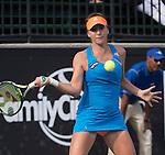 Belinda Bencic (SUI) defeats Elina Svitolina (UKR) 7-6, 6-4, 6-1