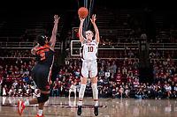 Stanford Basketball W v Oregon State University, February 21, 2020