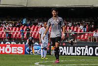SAO PAULO, SP, 03 MARCO 2013 - PAULISTAO - SAN X COR - Neymar do Santos durante a partida entre Santos e Corinthians, válida pelo Campeonato Paulista 2013, no Estádio do Morumbi em São Paulo (SP), neste domingo (3).FOTO: VANESSA CARVALHO - BRAZIL PHOTO PRESS