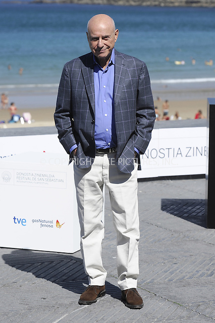 WWW.ACEPIXS.COM....US SALES ONLY....September 21 2012, San Sebastian....Alan Arkin at the 60th San Sebastian International Film Festival on September 21, 2012 in San Sebastian, Spain.........By Line: FD/ACE Pictures......ACE Pictures, Inc...tel: 646 769 0430..Email: info@acepixs.com..www.acepixs.com