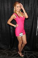 Lilly Evans at AVN Expo, <br /> Hard Rock Hotel, <br /> Las Vegas, NV, Wednesday January 15, 2014.