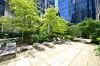 Courtyard at 50 Riverside Boulevard