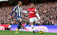 Arsenal v WBA 08-Dec-2012