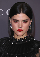 LOS ANGELES - NOVEMBER 4:  SoKo at the 2017 LACMA Art + Film Gala at LACMA on November 4, 2017 in Los Angeles, California. (Photo by Scott Kirkland/PictureGroup)